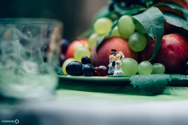 сватбена фотография троян