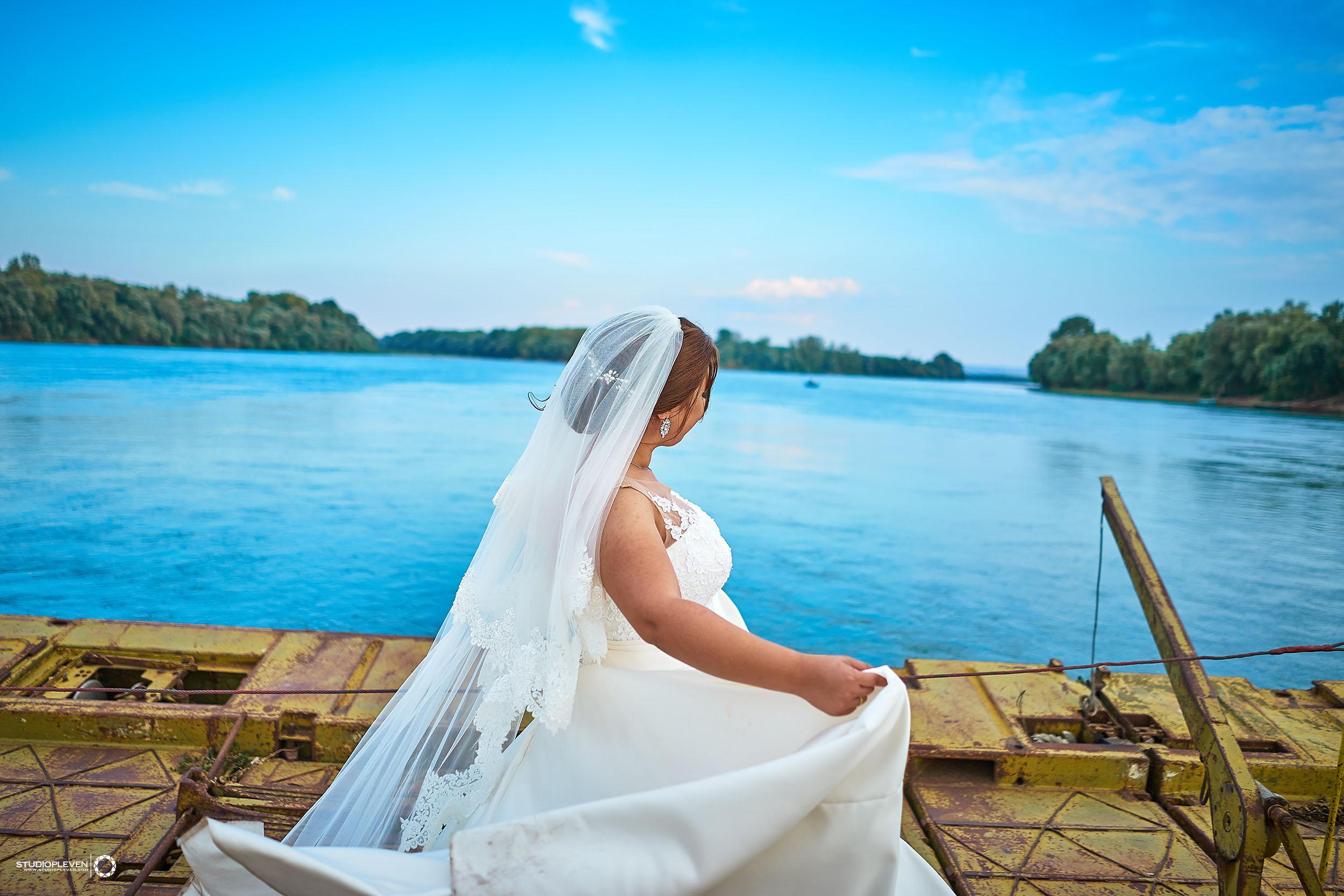 сватбен фотограф белене