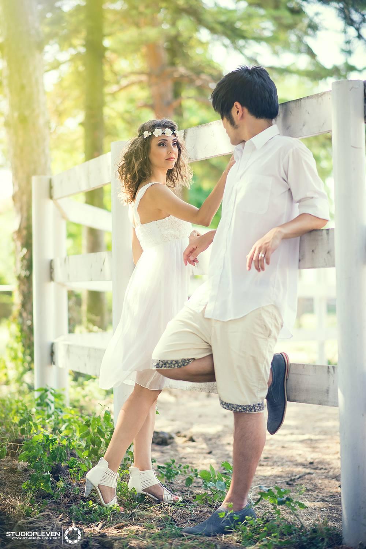 след сватбена фотосесия