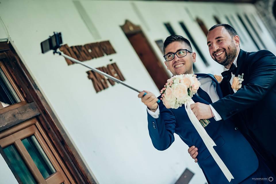 Сватбена фотография Берковица
