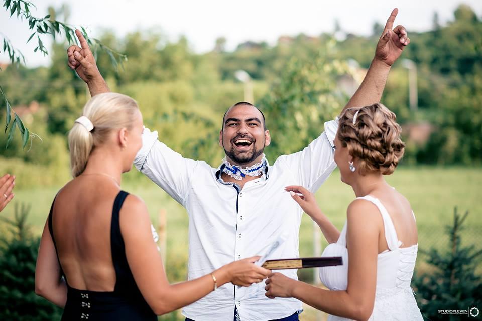 сватбена фотография козлодуй