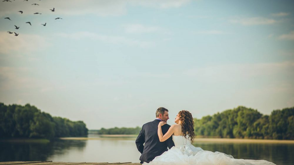 сватбена фотограф и след сватбена фотосесия